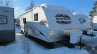 2009 Heartland North Trail 26RKS - Bright Spacious Unit