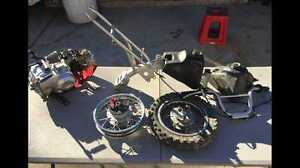 HONDA CRF/XR 70'S FOR PARTS