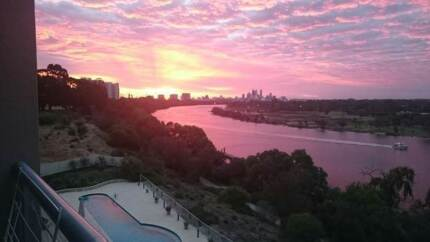 Room available in stunning complex river front