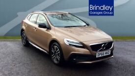 VOLVO V40 D2 [120] Cross Country 5dr (brown) 2016