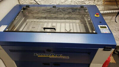 Spirit Laserpro Gx 40 Watt Engraveretchercutting Machine