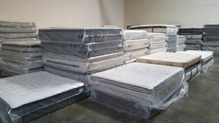 Mattress Factory Direct Sale, 1/2 Retail Price, Free Delivery