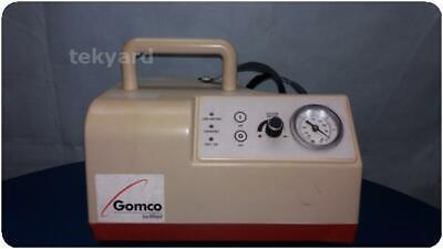 Allied Gomco S178g178l178 Optivac Portable Aspirator Suction Pump 217809