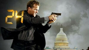 24 with Kiefer Sutherland
