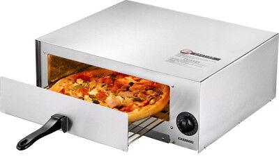 Pizzaofen Pizza-Backofen bis 300° C Pizzabäcker Ofen Pizzamaker Pizzabackofen ()
