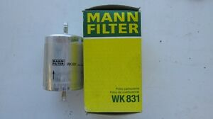 Mercedes-Benz 300CE SLK320 1992 2008 MANN Fuel Filter 0024772701