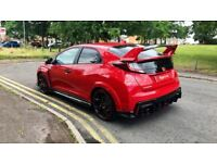 HONDA CIVIC 2.0 i-VTEC Type R GT 5dr (red) 2016