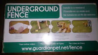 Underground Fence for Dogs - Never Opened!