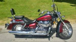 HONDA SHADOW AERO 37100 km