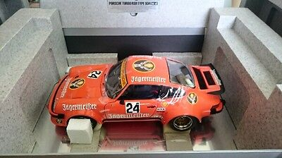 Tamiya 1/12 Collector''s Club Special Porsche Turbo RSR 934 racing model 23208