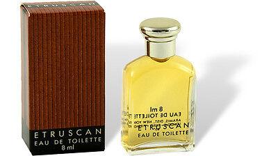"""Aramis - """"Etruscan"""" Parfum Miniatur Flakon 8ml EdT Eau de Toilette mit Box"""