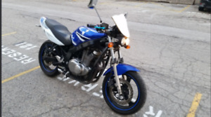 Suzuki GS500 - low kms - well maintained