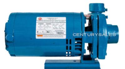 Burks Water Circulation Pump 350g6-1-12  5 Hp 3ph 2 Inlet X 1 12 Outlet