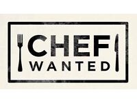 Chef - Cook Wanted