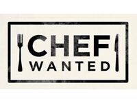 Chef required - Kingsbridge