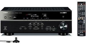 amplificateur home-cinéma Yamaha RX-V473