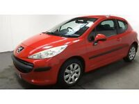 2006 Peugeot 207 S 5 Speed Petrol