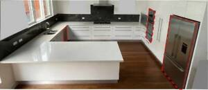 Urgent Sale! Large high quality white kitchen in excellent condition