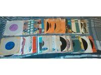 1960's vinyl singles and eps