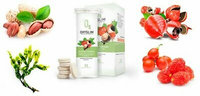 Oxyslim NEU U. OVP 10 Tabletten (99,75€/100g) BLITZVERSAND