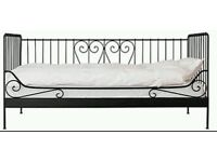 IKEA metal day bed for sale