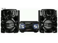 Panasonic hi-fi system Bluetooth 1700w