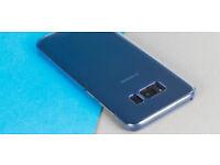 Samsung galaxy s8 plus Coral Blue