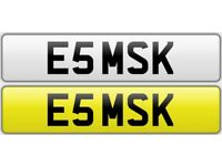Private Reg E5 MSK