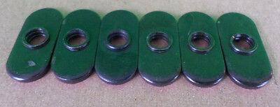 Lot Of 150 Rockford Systems Fsy-028 T-slot Nuts