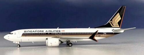 Phoenix 04315 Singapore Airlines Boeing 737-Max8  9V-MBN Diecast 1/400 Jet Model