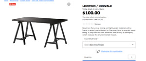 6 IKEA DESKS ($80 Each or $450 for all 6)