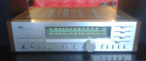 JVC R-S11 Stereo Receiver in very nice condition.  Vintage