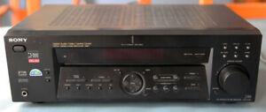 Sony Home Theatre with Receiver and 4 speakers