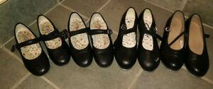 Tap dance shoes sizes 8.5/10, 11 and 13 to 5, jazz shoes size 1 Kitchener / Waterloo Kitchener Area image 2