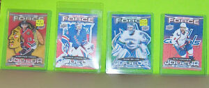 Franchise Force Hockey Cards for Sale TIM HORTONS 2016/2017 UD Belleville Belleville Area image 2