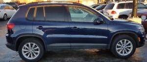 2012 Volkswagen Tiguan Comfortline SUV, Crossover
