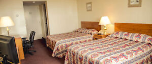 1 or 2 bedroom suites for rent