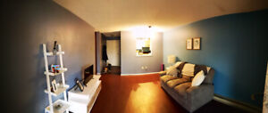 Sublet for two bedroom apartment