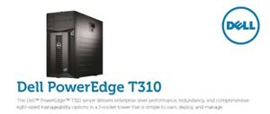 Dell Power Edge T310 Server Xeon  Was $7000.00 Asking $650.00