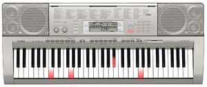 Casio - LK 270 Keyboard Works Excellent Must Sell.