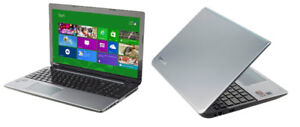 Toshiba Laptop -Quad Core,Win10,HDMI,8GB RAM,1TB HD,AMD Graphics