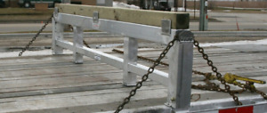 Load Levelers for Step deck trailers