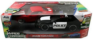 Jada Toys HyperChargers Heat Chase Twin Pack