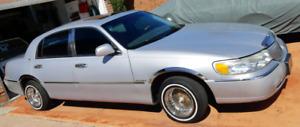 Lincoln - Town Car - 2000 - Cartier Edition