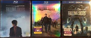 Falling Skies : Saison 1-2-3 (Blu-ray) NEUF