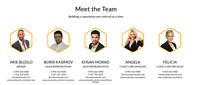 Real Estate Agent For Busy Team.