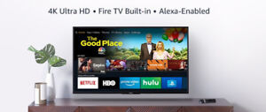 Amazon 4K  HD TV