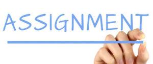 Premium Assignment group @ Get good grade or refund