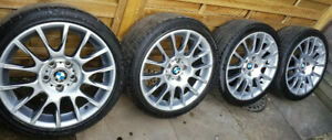 18 INCH MAGS BMW MOTORSPORT - STYLE 216