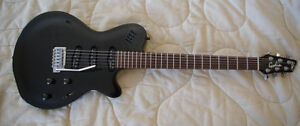 Very rare - 1999 GODIN LGX3 -2 voice guitar-Piezo-Elec MINT